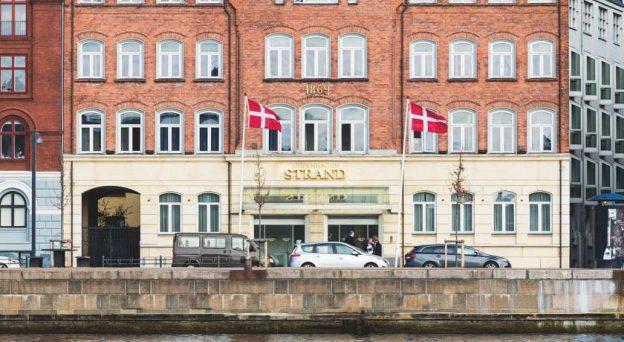 Hotel Copenhagen Strand Havnegade 37 1058 København K. Danmark København