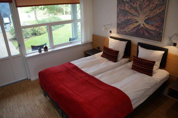 Hotel Fuglsangcentret Søndermarksvej 150 7000 Fredericia Danmark Midtjylland
