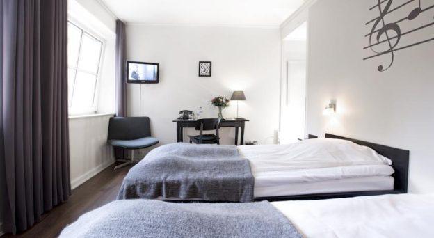 Hotel Hotel Christian IV Dronningens Tværgade 45 1302 København K. Danmark København