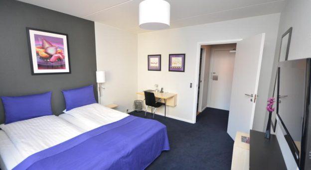Hotel Hotel Danica Ove Jensens Allé 28 8700 Horsens Danmark Østjylland