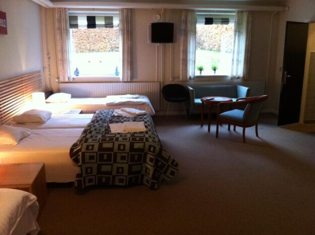 Hotel Hotel Nørherredhus Mads Clausensvej 101 6430 Nordborg Danmark Sydjylland