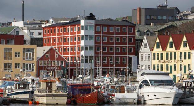 Hotel Hotel Torshavn Torsgøta 4 110 Torshavn Danmark Færøerne