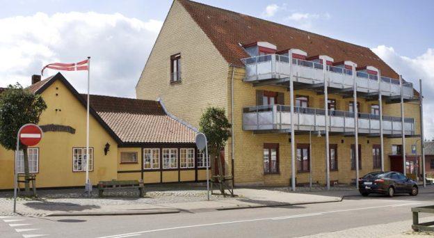Hotel Hundested Kro & Hotel Nørregade 10 3390 Hundested Danmark Nordsjælland
