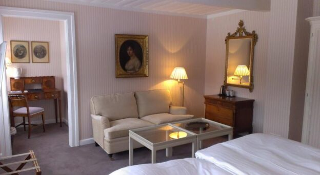 Hotel Schackenborg Slotskro Slotsgaden 42 6270 Tønder Danmark Sydjylland